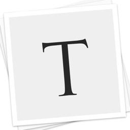 Typora-256-logo-icon
