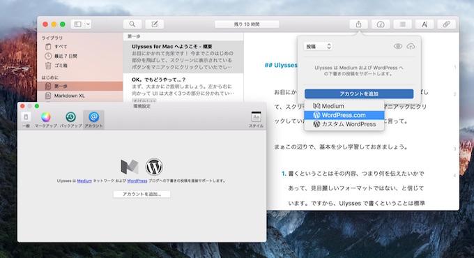 Ulysses-support-Wordpress