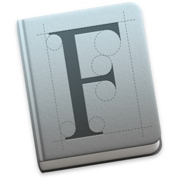 apple-fontbook-logo-icon
