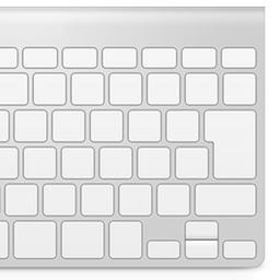half-keyboard-logo-icon