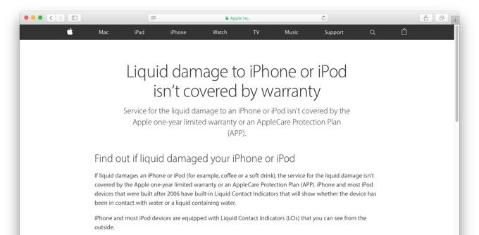 liquid-damage-to-iphone7-support
