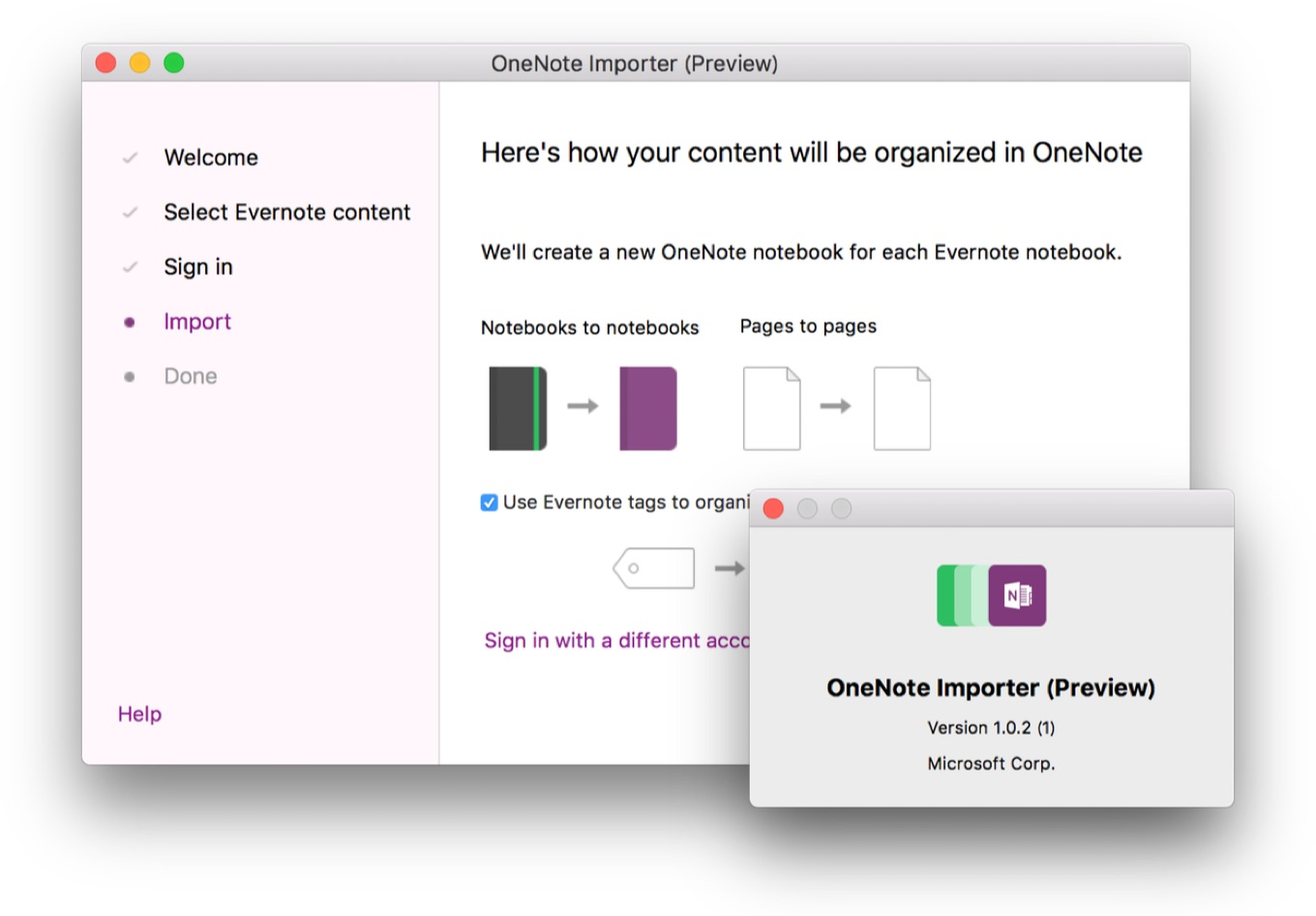 OneNote-Importer-Tool-for-Mac-v102