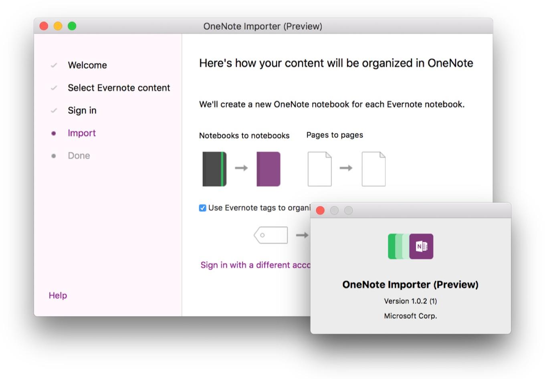 OneNote-Importer-Tool-for-Mac-v102