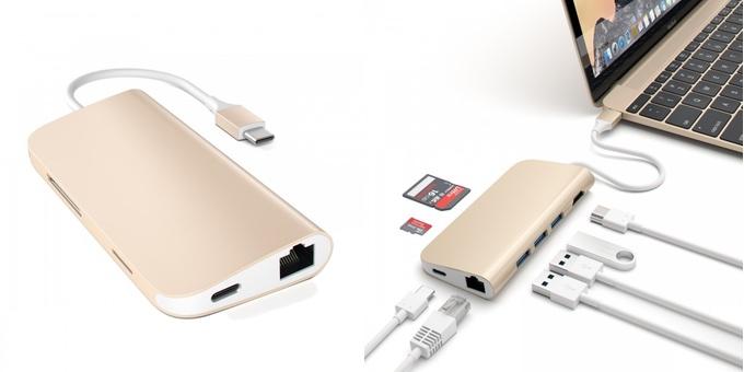 satechi-aluminum-multi-port-adapter-4k-features