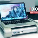 Thunderbolt 2接続でMacBook Pro DockタイプのeGPU「iBow」がKickstarterに登場。