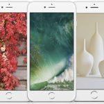Apple、iOS 10に新しい壁紙を追加。