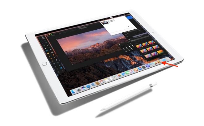 duet-display-on-macbook