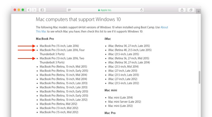 macbook-pro-late-2016-support-windows-10