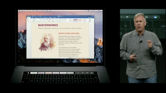 microsoft-word-support-touch-bar-at-keynote