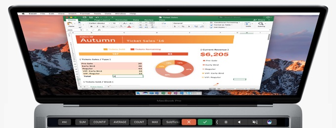 office-for-mac-adds-touch-bar-support-excel