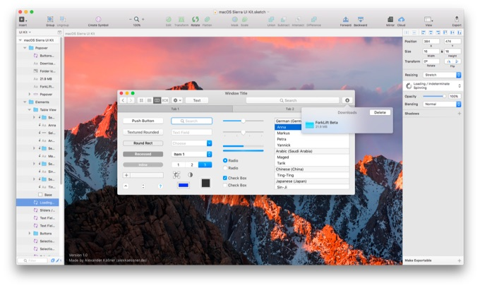 macos-sierra-ui-kit-hero