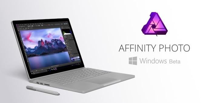 Affinity photo beta product key