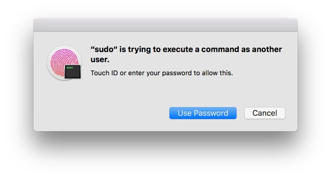 sudo-pam-auth-touch-id