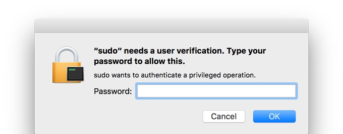 sudo-prompt-for-non-touch-id