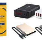 AmazonでシマンテックのノートンセキュリティやSatechiのUSB-C対応充電器/HDDケースのタイムセール、Amazonプライム初回年会費1,000円OFFキャンペーンが開催中。
