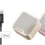 AmazonでAnkerの小型BluetoothスピーカーやLightningケーブルなどがタイムセール中。