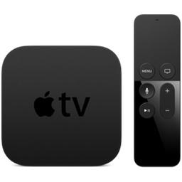 第4世代Apple TVのアイコン。