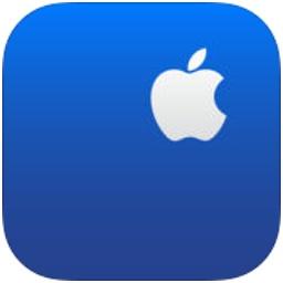Appleサポートアプリのアイコン。