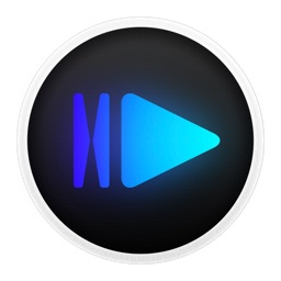 Mac用動画プレイヤー「IINA」のアイコン