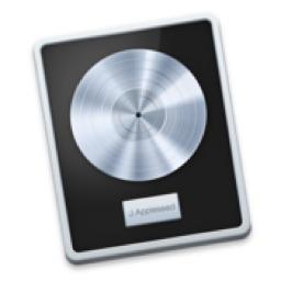 Logic Pro Xのアイコン。
