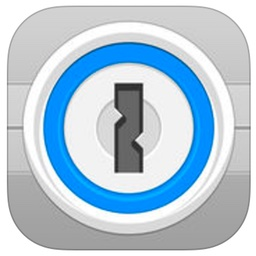 1Password for iOSのアイコン。