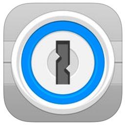 1Password for iOSのアイコン。