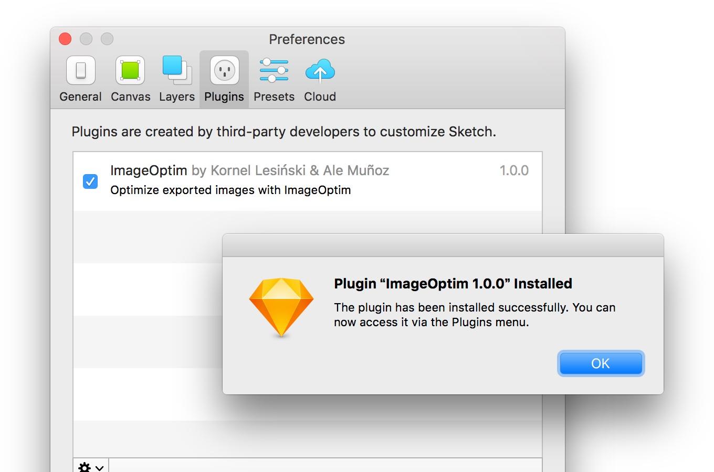 Sketchでエクスポートした画像をMac用画像圧縮アプリ