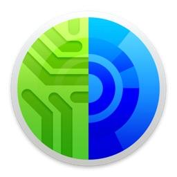 Macのデスクトップ上にcpuやメモリの使用率を表示してくれるiconfactoryの Ipulse が無料セール中 pl Ch