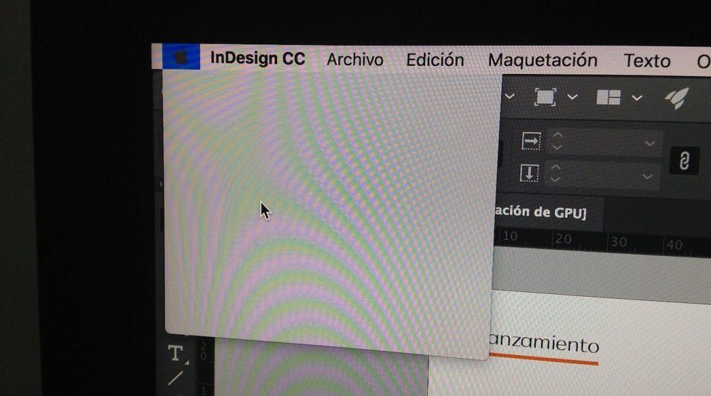 macOS 10.12.4を搭載したMacで発生するAdobe InDesign CCのフリーズ現象。