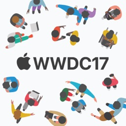 AppleのWWDC 2017ロゴ。