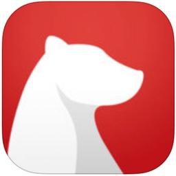 Bear note for iOSのアイコン。