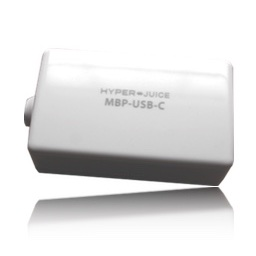 60W対応のHyperJuice USB-C アダプタ