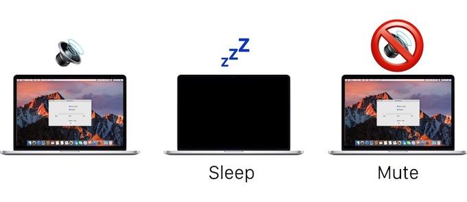 スリープ復帰後にMacのボリュームを再調整してくれるアプリAutoVolumeの説明