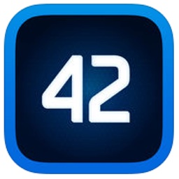 iOS用多機能計算機アプリ「PCalc」のアイコン。