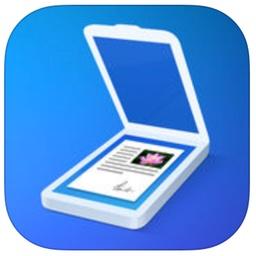 OCRに対応したReaddleのiOS用スキャナアプリ「Scanner Pro」のアイコン。