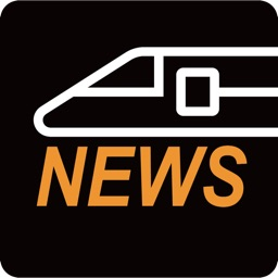 新幹線ニュースのアイコン。