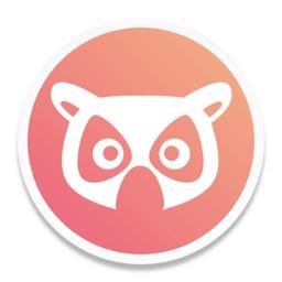 Mac用姿勢矯正アプリVatobeのアプリケーションアイコン