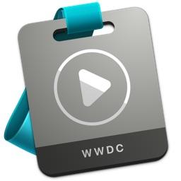 WWDC v5 for macOSのアイコン。