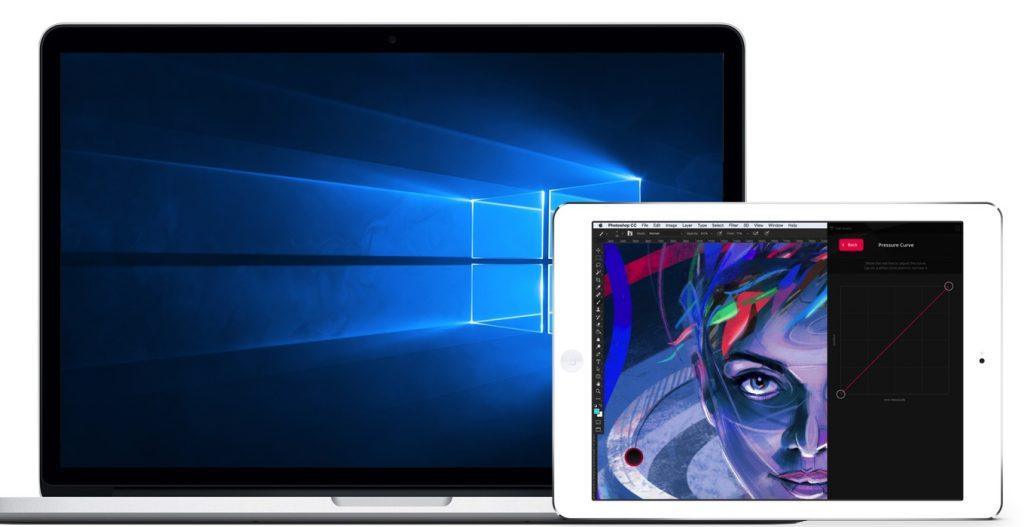 Windows 10とAstropad Studio