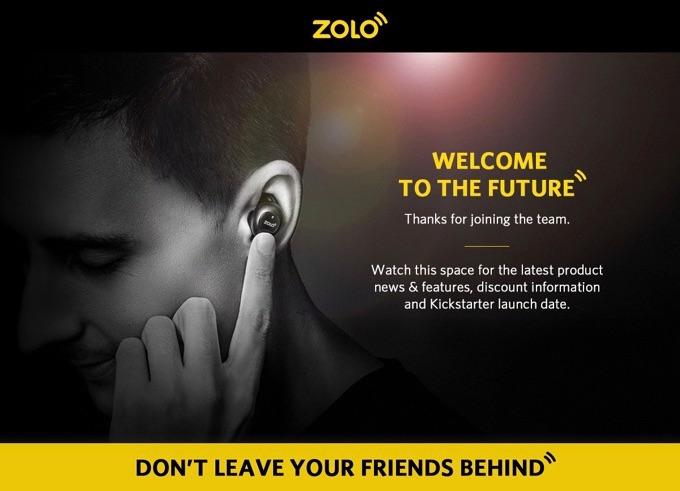 Ankerか開発するオーディオデバイス「Zolo」の公式サイト。