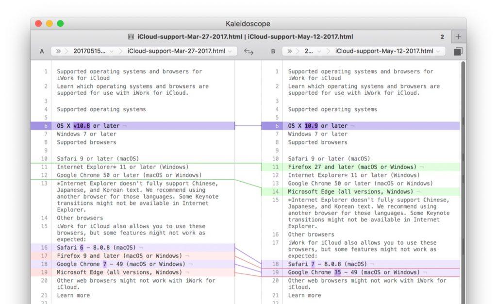 iWork-for-iCloudがWindows 7とMicrosoft Edgeをサポート。