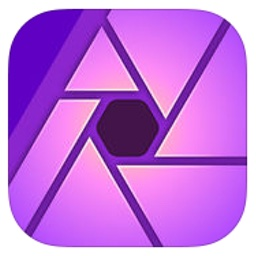 Affinity Photo for iPadのアイコン。