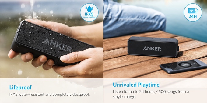 Anker SoundCore 2の機能