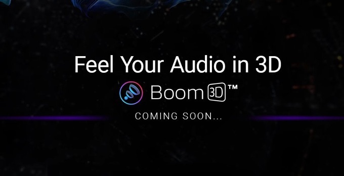 Boom 3D Coming Soon