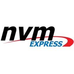 NVM Express:Non-Volatile Memory Expressのアイコン。