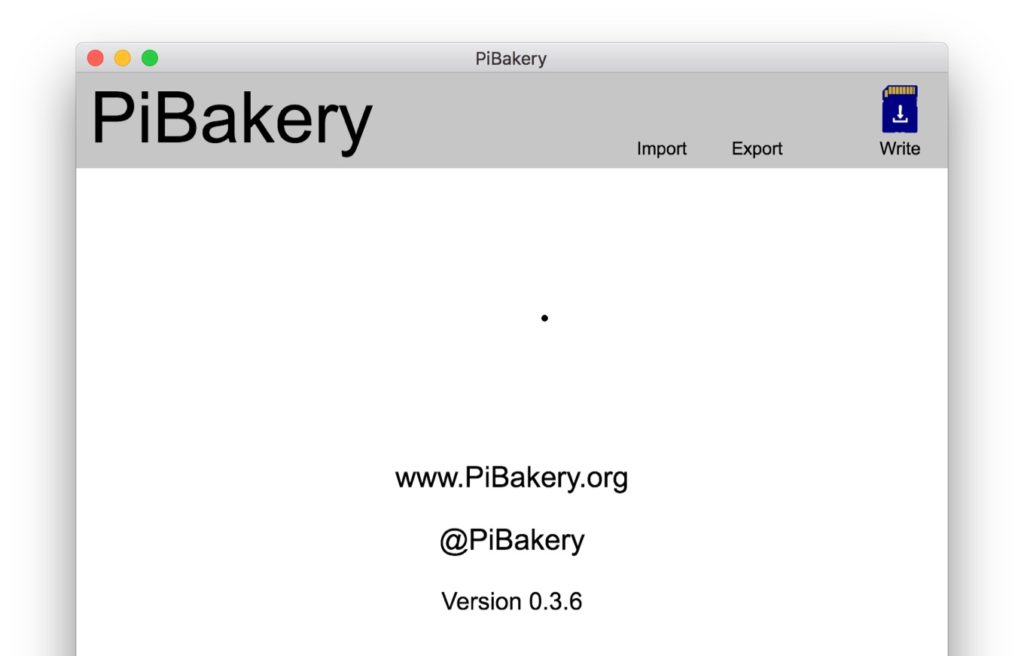 Raspbian Kernel 4.9をサポートしたRaspbian v0.3.6