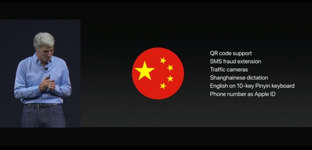 QRコードの読み込みに対応したカメラアプリ。