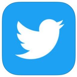 Twitter for iOSのアイコン。