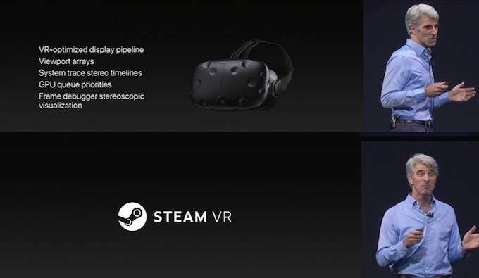 High Sierra SteamVR Ready