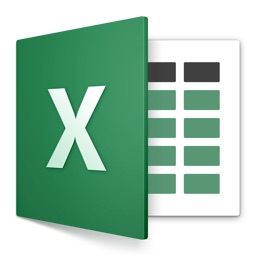 Excel for Macのアイコン。